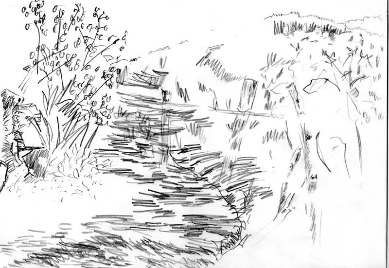 Dessin et gravure inventaire des archives onuma nemon for Croquis jardin